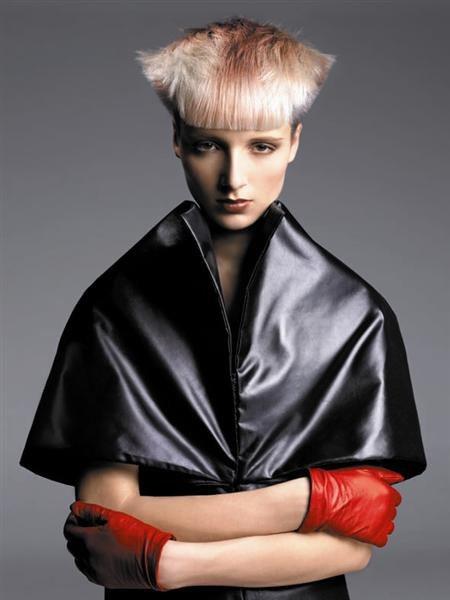 имидж, модные прически 2008-2009